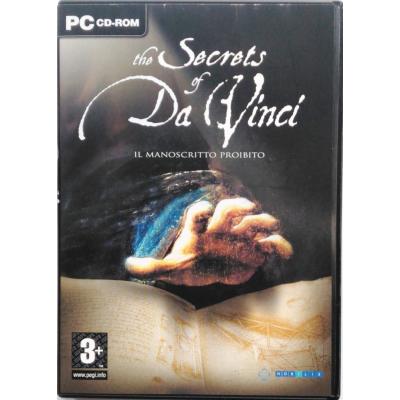 Gioco Pc The Secrets of Da Vinci - Il Manoscritto Proibito