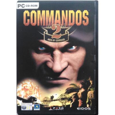 Gioco Pc Commandos 2 - Men of Courage
