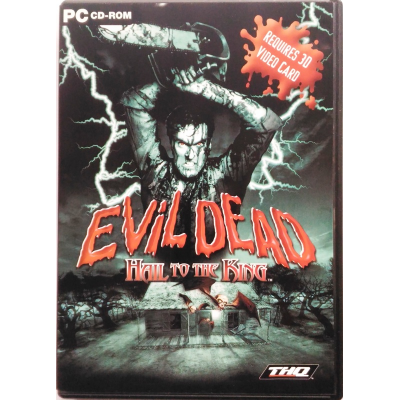Gioco Pc Evil Dead - Hail to the King