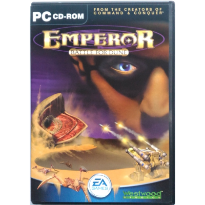 Gioco Pc Emperor battle for Dune
