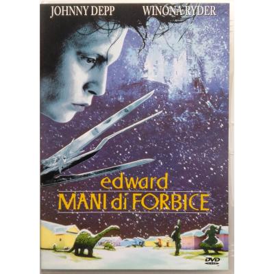 Dvd Edward Mani di Forbice