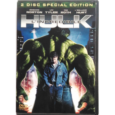 Dvd L'Incredibile Hulk - Special Edition 2 dischi
