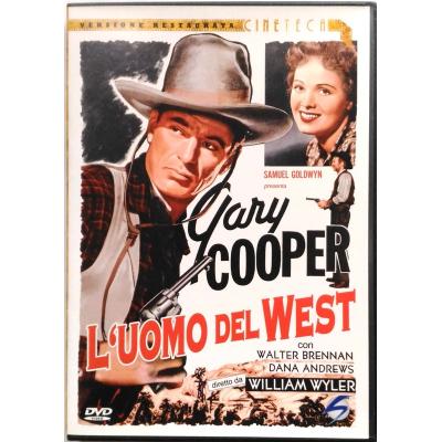 Dvd L'Uomo del West