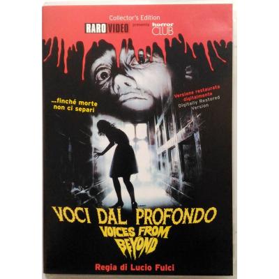 Dvd Voci dal profondo - Collector's Edition