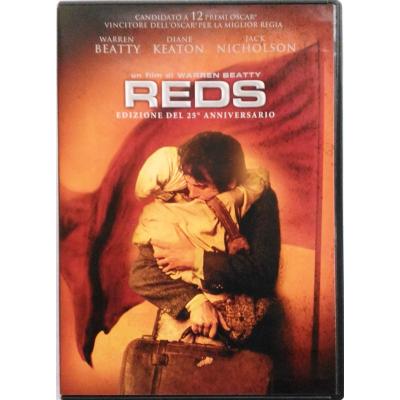 Dvd Reds - Ed.Speciale 25° Anniversario 2 dischi
