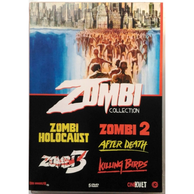 Dvd Zombi Collection