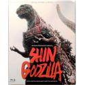 Blu-ray Shin Godzilla - Special edition slipcase 2 dischi 2016 Usato