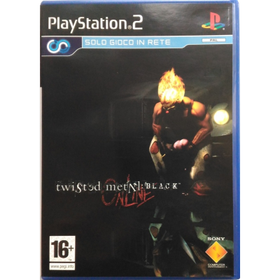 Gioco PS2 Twisted Metal Black Online