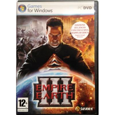 Gioco Pc Empire Earth III 3