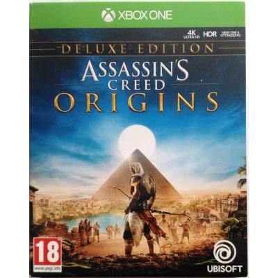 Gioco Xbox One Assassin's Creed Origins Deluxe Edition
