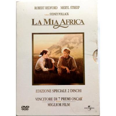 Dvd La Mia Africa - Ed. Speciale 2 dischi slipcase
