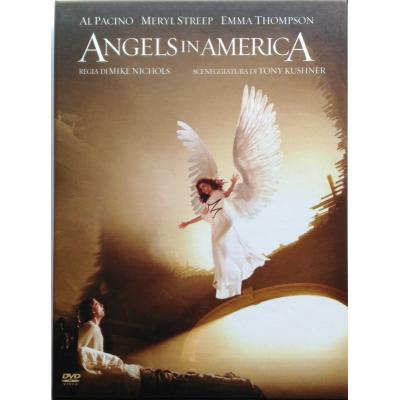 Dvd Angels in America - Custom case 2 dischi