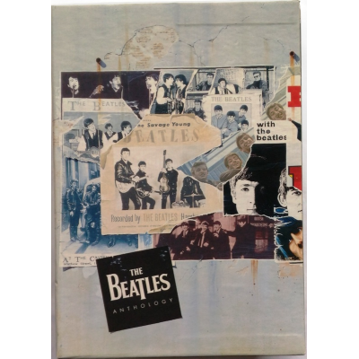 Dvd The Beatles - Anthology - cofanetto Apple