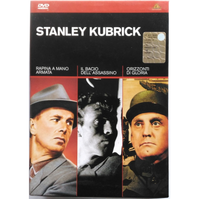 Dvd Stanley Kubrick Collection