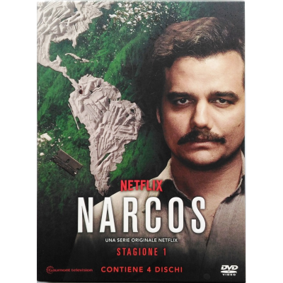 Dvd Narcos - Stagione 1