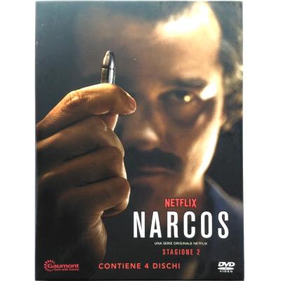Dvd Narcos - Stagione 2
