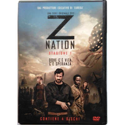 Dvd Z Nation - Stagione 1