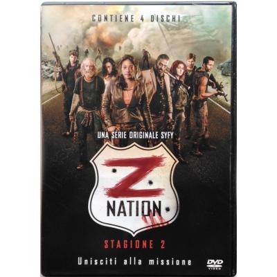 Dvd Z Nation - Stagione 2
