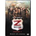 Dvd Z Nation - Stagione 2 - cofanetto 4 dischi Usato