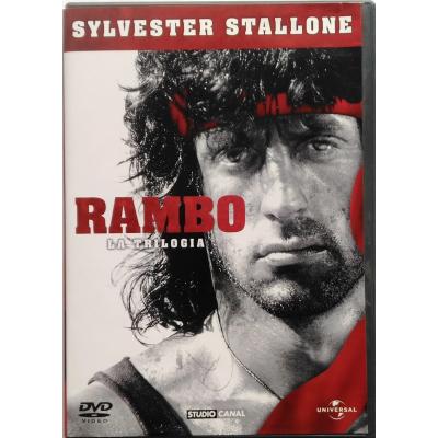 Dvd Rambo - La trilogia
