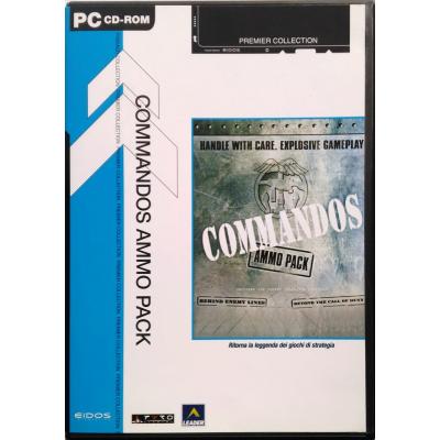 Gioco Pc Commandos Ammo Pack - Dietro le linee nemiche + Quando il dovere chiama
