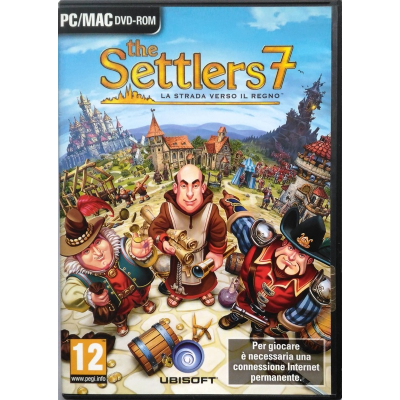 Gioco Pc The Settlers 7 - La strada verso il regno