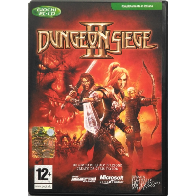 Gioco Pc Dungeon Siege II 2