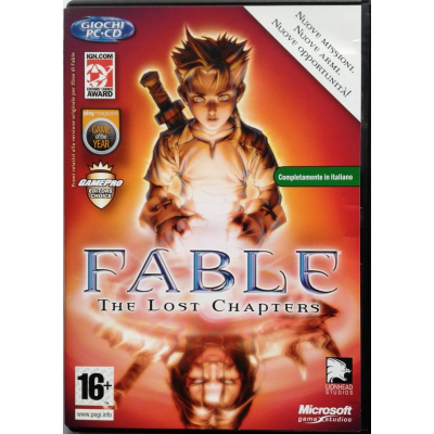 Gioco Pc Fable - The Lost Chapters
