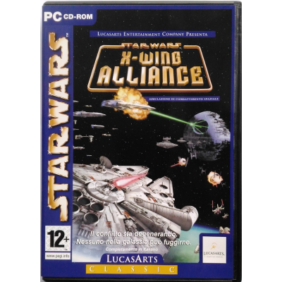 Gioco Pc Star Wars X-Wing Alliance