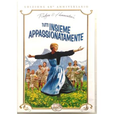 Dvd Tutti Insieme Appassionatamente - Ed. 2 dischi 40° anniversario