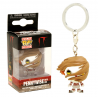 Portachiavi IT 2017 Pennywise with Wig Pocket Pop! vinyl KeyChain Funko
