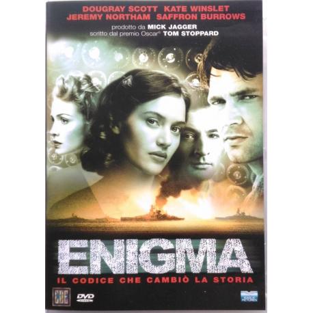 Dvd Enigma - Il codice che cambiò la storia