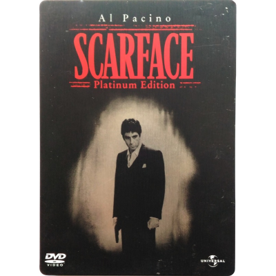 Dvd Scarface - Platinum edition 2 dischi Steelbook