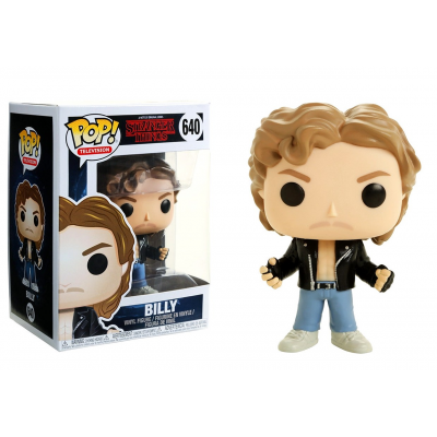 Stranger Things Billy Pop! Funko