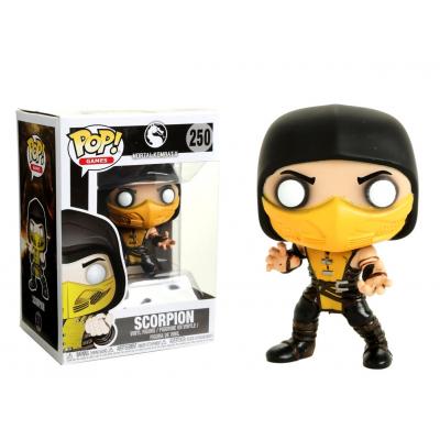 Mortal Kombat X Scorpion Pop! Funko