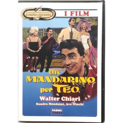 Dvd Un Mandarino per Teo