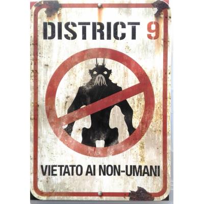 Dvd District 9 - Edizione speciale 2 dischi