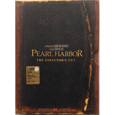 Dvd Pearl Harbor - The Director's Cut