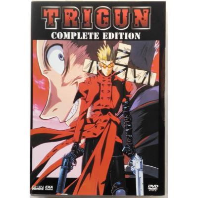 Dvd Trigun - Complete Edition