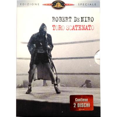 Dvd Toro scatenato - Ed. Speciale slipcase 2 dischi