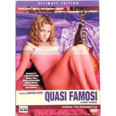 Dvd Quasi famosi - Almost famous - Ultimate edition