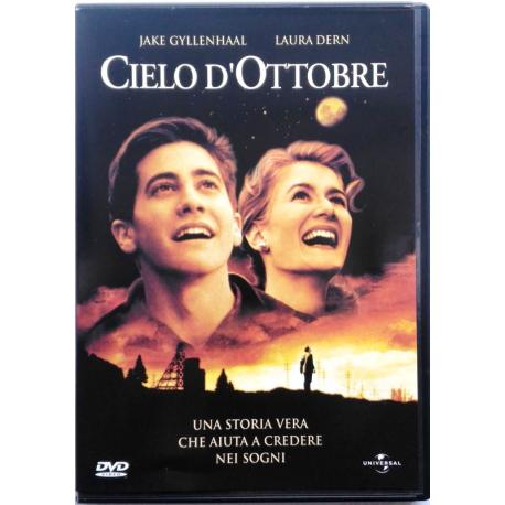 Dvd Cielo d'Ottobre