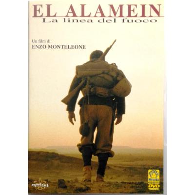 Dvd El Alamein - La linea del fuoco