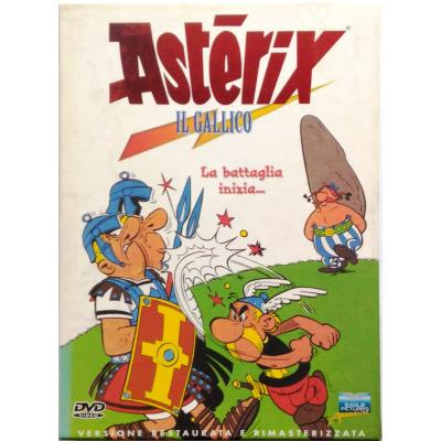 Dvd Asterix Il Gallico