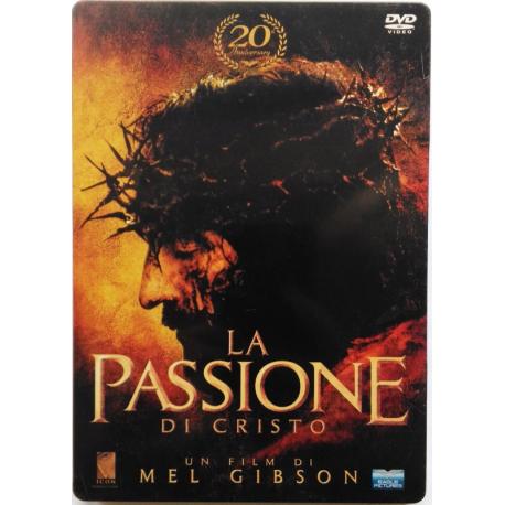 Dvd La Passione di Cristo - ediz. Steelbook