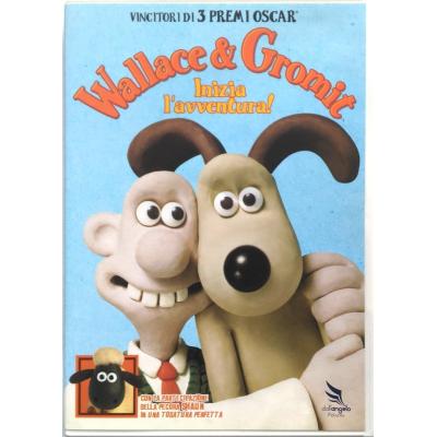 Dvd Wallace & Gromit - Inizia l'avventura