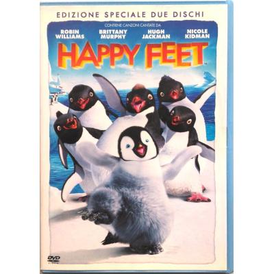 Dvd Happy Feet - Edizione speciale 2 dischi