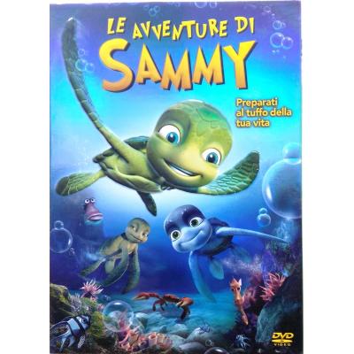 Dvd Le Avventure di Sammy