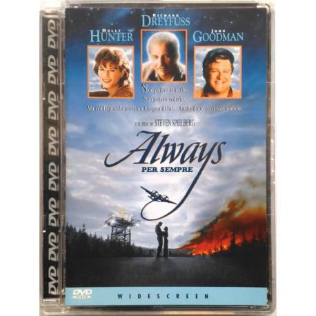 Dvd Always - Per sempre - Super Jewel Box