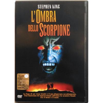 Dvd L'ombra dello Scorpione di Stephen King